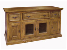 Claremont Mill Pond Media Console
