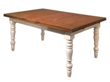 Claremont Butterfly Extension Dining Table