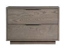 "Glenwood Marin 32"" Two-Drawer Nightstand"