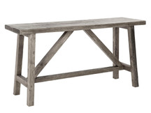 Sierra Wheatland Sofa Table