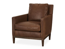 Welles Leather Chair
