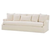 Winston Long Slipcovered Sofa