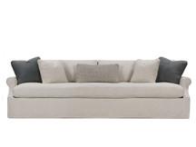 Winston Extra Long Slipcovered Sofa