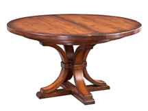 Manchester Corona Pedestal Dining Table
