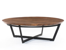 Fulton Lundin Coffee Table -Tobacco
