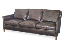 Margate Leather Sofa