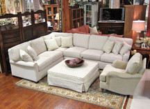 Chelsea Roll Arm Sectional