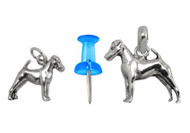 Smooth Fox Terrier Charm (Mini)