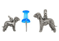 Bedlington Terrier Charm - Mini