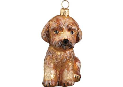 image 1 - Goldendoodle Christmas Decorations