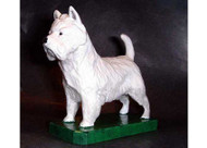 Westie (EF) Dog Hood Ornament