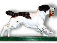 Springer Spaniel (EF) Hood Ornament
