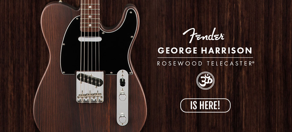 GEORGE HARRISON SIGNATURE FENDER TELE