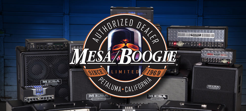 MESA BOOGIE DEALER