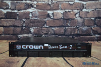 Crown Power Base 2 Power Amplifier 460W