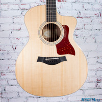 Taylor 214ce Grand Auditorium Acoustic Electric Guitar