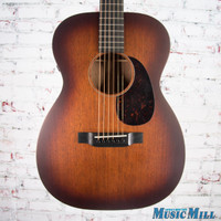 Martin 00-15E Retro Burst Acoustic Electric Guitar
