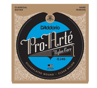 D'ADDARIO PRO-ARTE HARD TENSION CLASSICAL GUITAR STRINGS