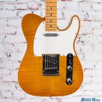 2015 Fender Custom Shop Flame Maple Top American Custom Telecaster