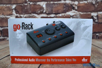dbx goRack Portable Performance Processor