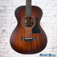 Taylor 322e 12 Fret Grand Concert Acoustic Electric Guitar Shaded Edgeburst
