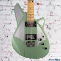 Reverend Billy Corgan Signature Satin Metallic Alpine