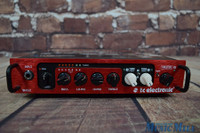 TC Electronic BH550 Lightweight Bass Amp Head