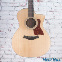 2016 Taylor 214ce Deluxe Grand Auditorium Acoustic Electric Guitar