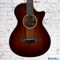 Taylor 562ce 12 Fret 12 String Acoustic Electric Guitar Shaded Edgeburst