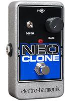 Electro-Harmonix Neo Clone Analog Chorus Guitar Effects Pedal  Black, Blue