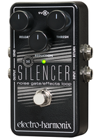 Electro Harmonix Silencer Noise Gate / Effects Loop Guitar Pedal