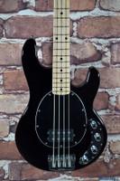 Ernie Ball Music Man Stingray 4 H Bass Guitar Black