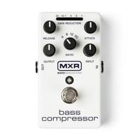 MXR M87 Bass Compressor Effect Pedal