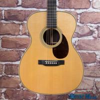 Martin OM-28E Retro Acoustic Electric Guitar Natural