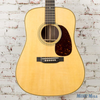 Martin HD-28V Dreadnought Acoustic Guitar Natural