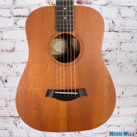 2015 Taylor BT2 Mahogany Left Handed Baby Taylor Acoustic Guitar