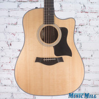 2014 Taylor 310ce Dreadnought Acoustic Electric Guitar Natural