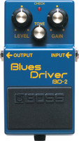 Boss BD-2 Blues Driver Guitar Effect Pedal