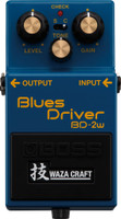 Boss BD-2W Blues Driver Waza Craft Special Edition Pedal