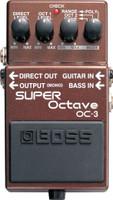 Boss OC-3 Super Octave Effect Pedal