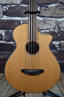 Breedlove Solo Bass Fretless Acoustic Electric Bass