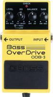 Boss ODB-3 Bass Overdrive Effect Pedal