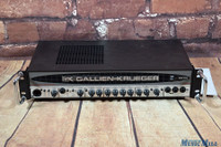 Gallien Krueger 1001RBII Bass Amp Head