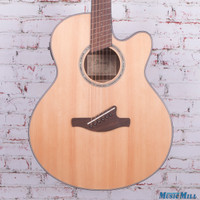 Ibanez AELFF10 AEL Fanned Fret Acoustic Electric Natural
