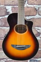 Yamaha APXT2 3/4 Size Acoustic Electric Guitar Old Violin Sunburst
