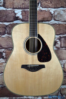 Yamaha FG820-12 String Acoustic Guitar Natural
