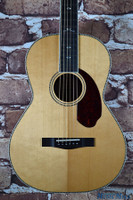 Fender Paramount PM-2 Deluxe Parlor Acoustic Guitar Natural