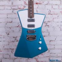 Music Man St Vincent Signature Electric Guitar St Vincent Blue