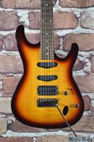 Ibanez SA160FM Electric Guitar Brown Burst