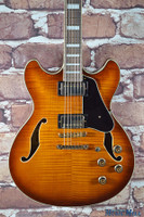 Ibanez Artcore Expressionist AS93 Semi Hollow Electric Guitar Violin Sunburst